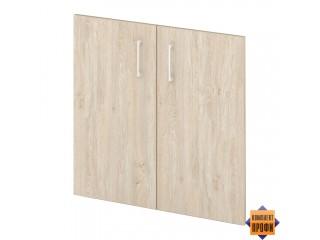 S-010 Двери низкие ЛДСП (736x16х792)