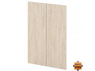 S-020 Двери средние ЛДСП (1116x16х792)