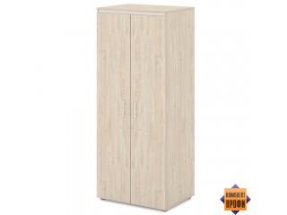S-771 Шкаф для одежды вешалка-штанга (800х588х1928)