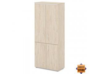 S-602 Шкаф для документов закрытый (800х402х1928)