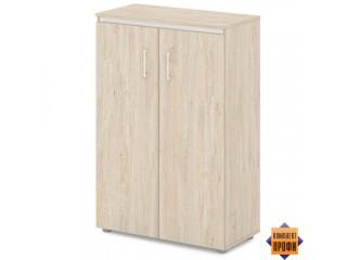 S-661 Шкаф для документов средний (800х402х1190)