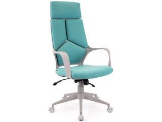 Офисное Кресло руководителя Trio Grey TM