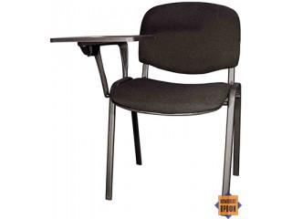 Офисный стул Изо/black с пюпитром