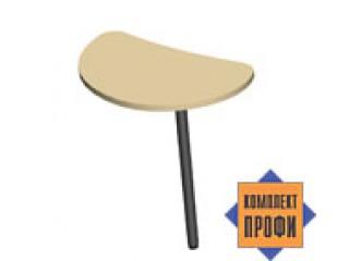 1830 Приставка к столу (890х537х744 мм)