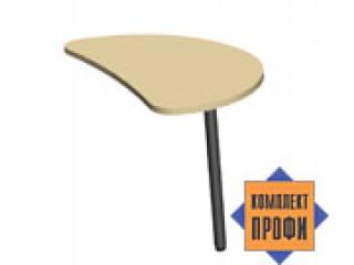 1831 Приставка к столу (890х537х744 мм)