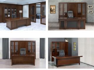 Добавлены новые серии классических кабинетов